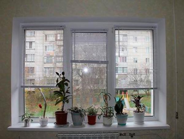 Жалюзи на пластиковые окна своими руками фото